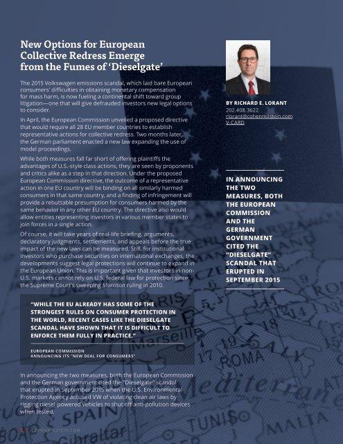 Shareholder Advocate Summer 2018