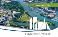 Harbor Point Welcome Center - 101 Park Place