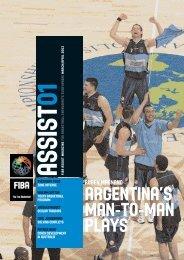 ARGENTINA'S MAN-TO-MAN PLAYS - GuyanaBasketball.com
