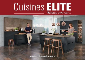 Catalogue 2018 - CUISINES ELITE