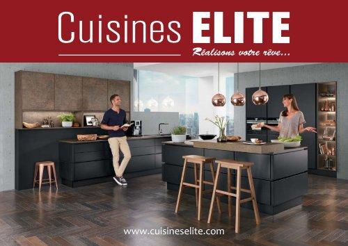 Catalogue 2018 - CUISINES ELITE