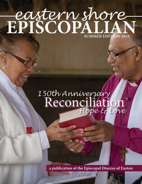 Eastern Shore Episcopalian - Summer Issue 2018