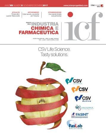 ICF Novembre e Dicembre 2017