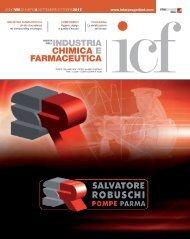 ICF Settembre e Ottobre 2017