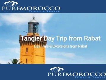 Tangier Day Trip