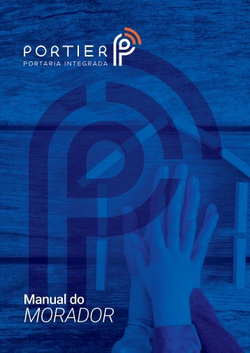 Manual do morador Portier