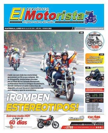 ELMOTORISTA E 362