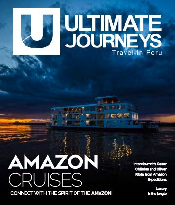 Ultimate Journeys 16 - Amazon Cruises