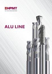 German Alu line Catalogue