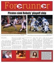 Pirates sink Rebels' playoff ship - Effingham County Schools