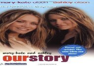 [+]The best book of the month Mary-Kate and Ashley: Our Story  [READ]