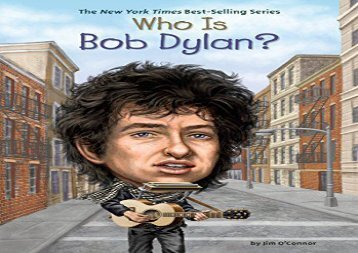[+]The best book of the month Who Is Bob Dylan? (Who Was...? (Paperback))  [READ]