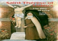 [+][PDF] TOP TREND St Therese Lisieux: The Way Love (Encounter the Saints (Paperback))  [FREE]