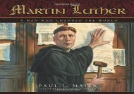 [+]The best book of the month Martin Luther: A Man Who Changed the World  [DOWNLOAD]