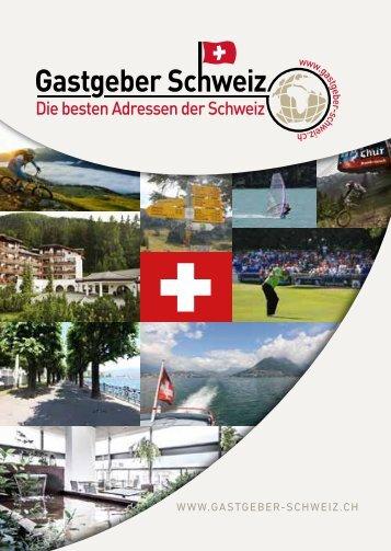 Gastgeber Schweiz Ausgabe 3 online