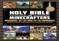 [+][PDF] TOP TREND The Unofficial Holy Bible for Minecrafters Box Set: Stories from the Bible Told Block by Block  [FULL]