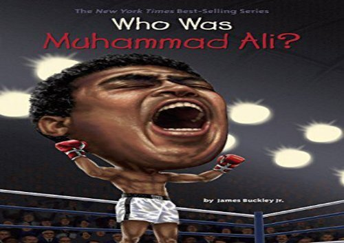 [+][PDF] TOP TREND Who Is Muhammad Ali? (Who Was...?)  [FULL]
