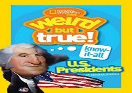 [+]The best book of the month Weird But True! Know-It-All US Presidents: U.S. Presidents (Weird But True )  [DOWNLOAD]
