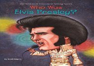 [+][PDF] TOP TREND Who Was Elvis Presley? (Who Was...? (Paperback)) [PDF]