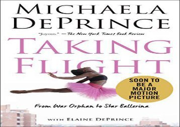 [+][PDF] TOP TREND Taking Flight: From War Orphan to Star Ballerina [PDF]