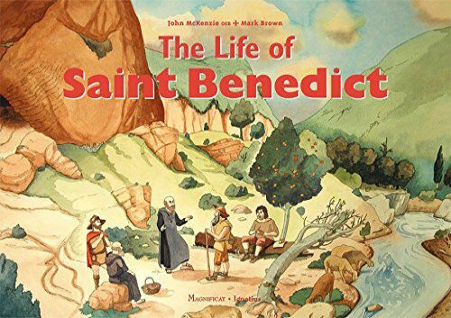 [+]The best book of the month The Life of Saint Benedict  [FREE]