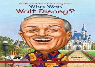 [+]The best book of the month Who Was Walt Disney? (Who Was...? (Paperback))  [READ]