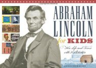 [+][PDF] TOP TREND Abraham Lincoln for Kids: His Life and Times with 21 Activities (For Kids) [PDF]