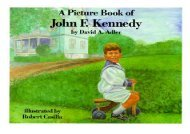 [+][PDF] TOP TREND A Picture Book of John F. Kennedy (Picture Book Biographies)  [READ]