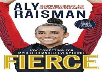 [+]The best book of the month Fierce: How Competing for Myself Changed Everything  [FULL]