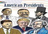 [+][PDF] TOP TREND American Presidents Colouring Book (Dover History Coloring Book)  [FREE]