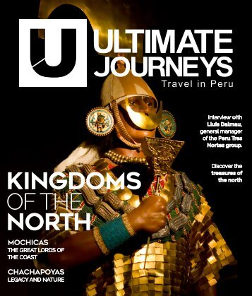 Ultimate Journeys 15 - Kingdoms of the North