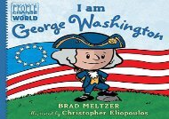 [+]The best book of the month I am George Washington (Ordinary People Change the World)  [DOWNLOAD]
