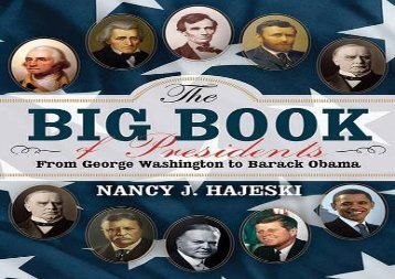 [+]The best book of the month The Big Book of Presidents: From George Washington to Barack Obama  [FREE]