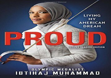 [+]The best book of the month Proud (Young Readers Edition): Living My American Dream  [FREE]