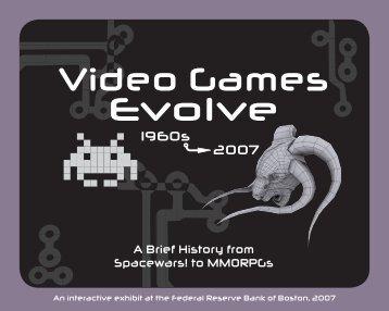 Video Games Evolve - Southern Methodist University