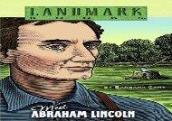 [+]The best book of the month Meet Abraham Lincoln (Landmark Books (Random House)) [PDF]