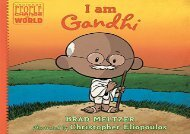 [+]The best book of the month I am Gandhi (Ordinary People Change the World)  [DOWNLOAD]