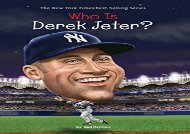[+][PDF] TOP TREND Who Is Derek Jeter? (Who Was...? (Quality Paper))  [NEWS]