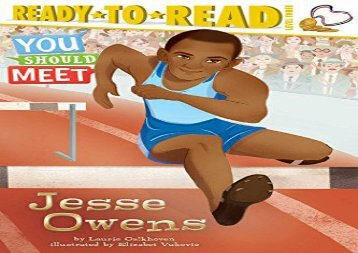 [+]The best book of the month Jesse Owens (Ready-To-Read - Level 3 (Paperback))  [DOWNLOAD]