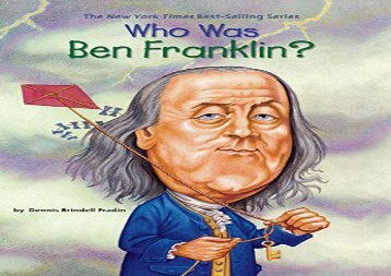 [+][PDF] TOP TREND Who Was Ben Franklin?  [FULL]