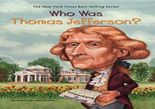 [+]The best book of the month Who Was Thomas Jefferson?  [READ]