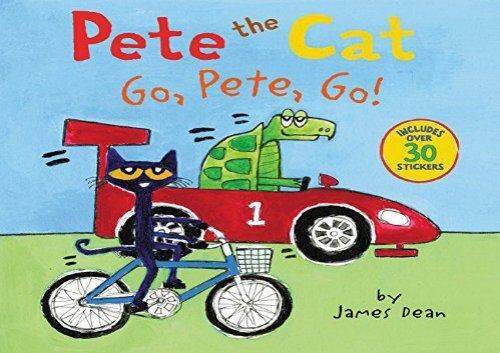 [+][PDF] TOP TREND Pete the Cat: Go, Pete, Go!  [DOWNLOAD]