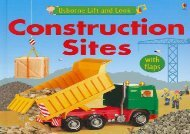 [+][PDF] TOP TREND Construction Sites (Usborne Lift and Look)  [FULL]