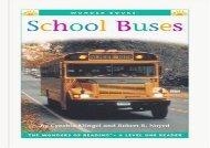 [+][PDF] TOP TREND School Buses (Wonder Books: Level 1 Transportation)  [FULL]