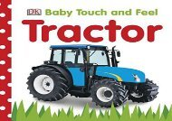 [+]The best book of the month Baby Touch and Feel: Tractor (Baby Touch and Feel (DK Publishing))  [FREE]