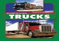 [+]The best book of the month Trucks (Machines on the Move)  [FULL]