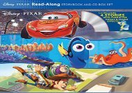 [+][PDF] TOP TREND Disney-Pixar Read-Along Storybook and CD Box Set [PDF]