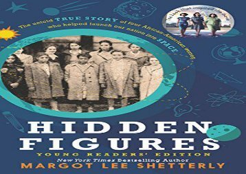 [+]The best book of the month Hidden Figures Young Readers  Edition [PDF]
