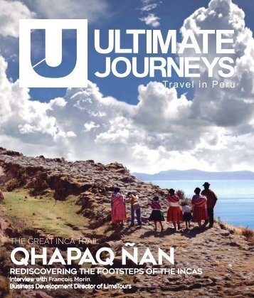 Ultimate Journeys 14 - Qhapac Ñan
