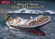 [+][PDF] TOP TREND What Was the Titanic?  [NEWS]